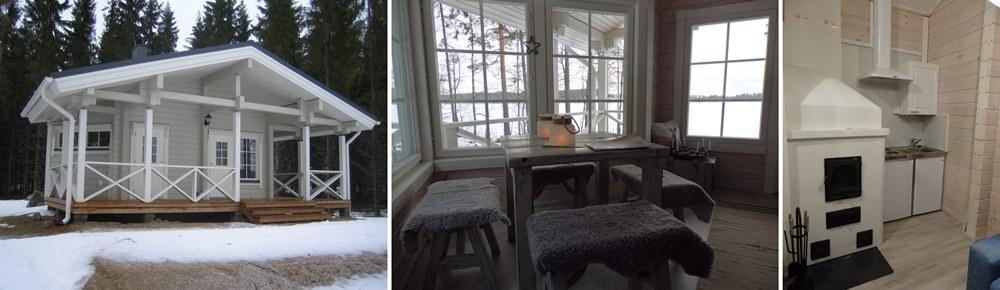 Коттедж в аренду Финляндия