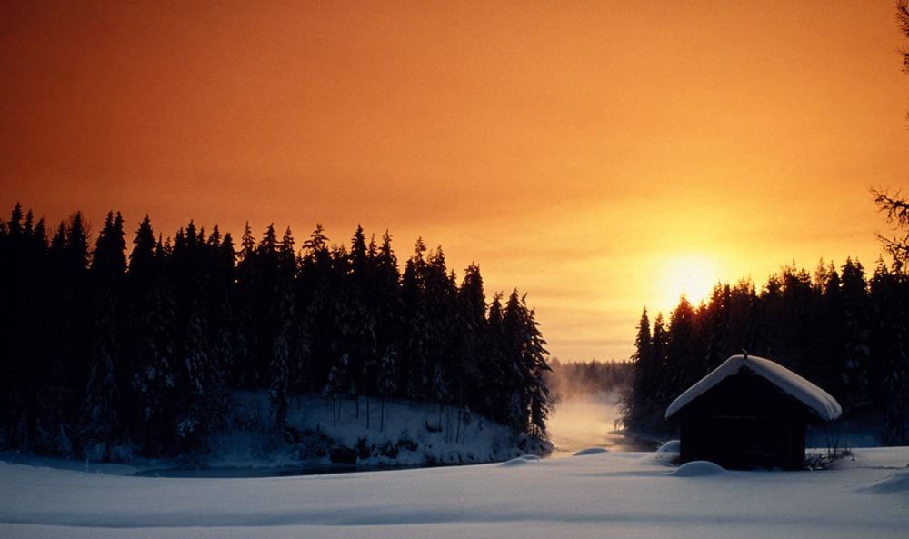 Коттедж на 8 марта в Финляндии