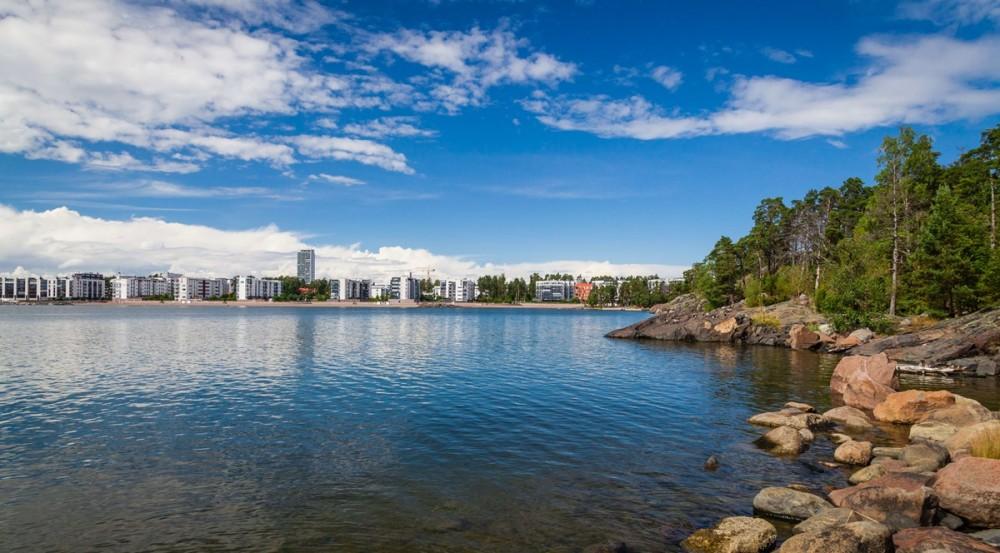 Хельсинки aurinkolahti
