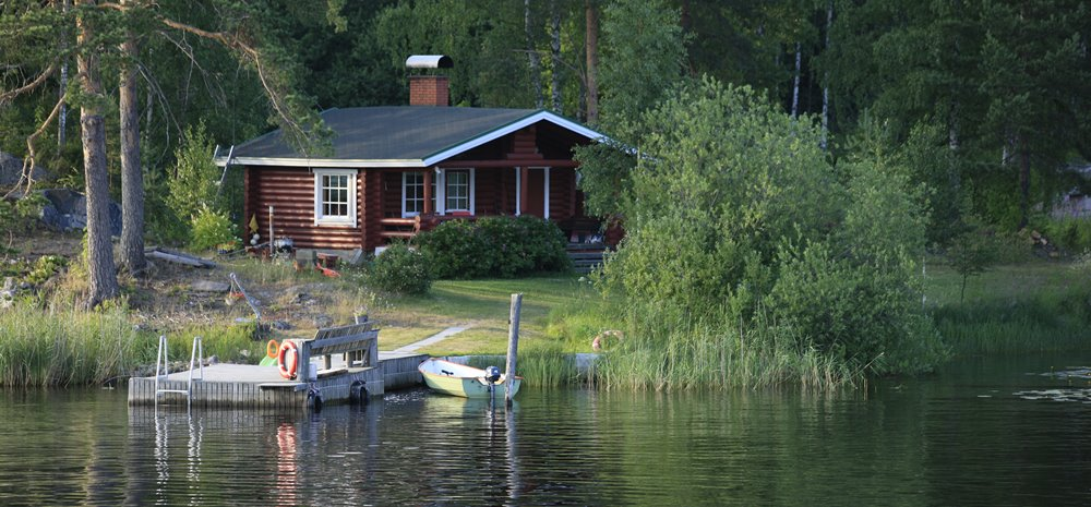 Astounding Cottage Rental In Finland Cottage Holiday Mini Travel Guide Blog Inspirational Interior Design Netriciaus
