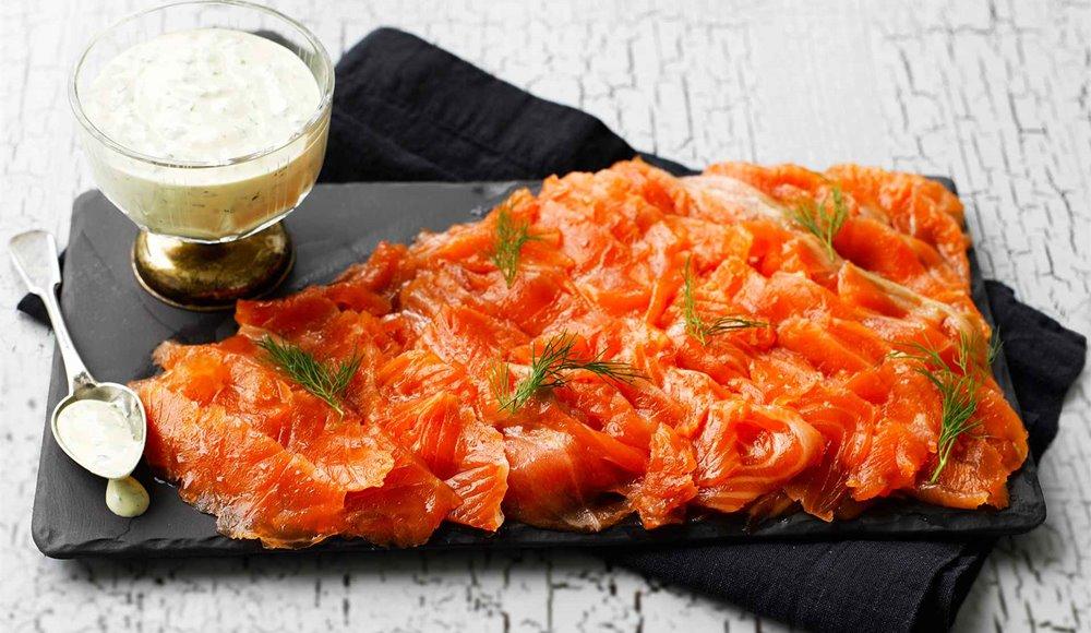 Слабосоленый лосось в домашних условиях рецепт с фото