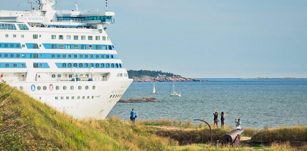 Морские достопримечательности Хельсинки