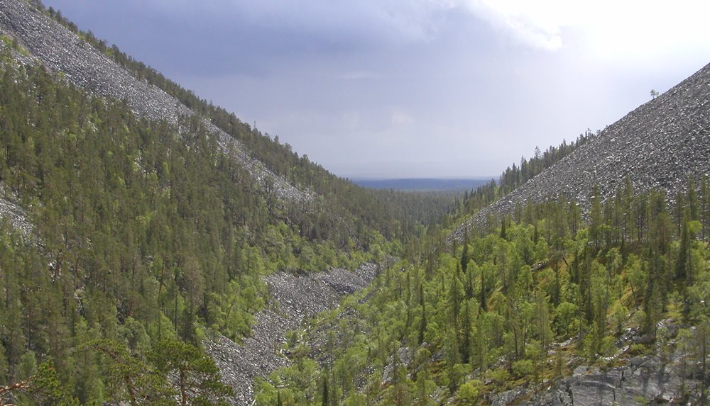 Национальный парк Пюха Луосто Isokuru