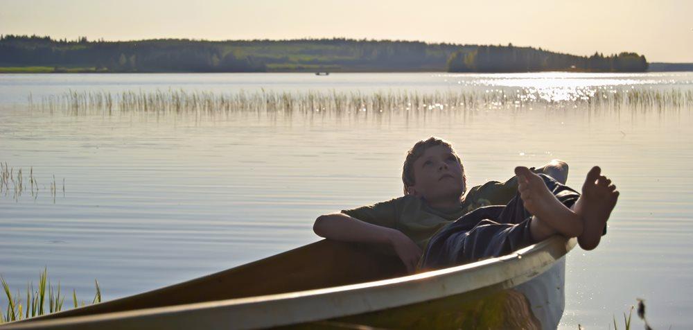 Тишина в Лапландии