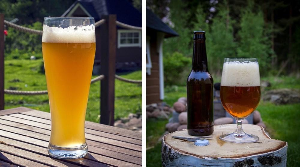 мини пивоварни финляндии