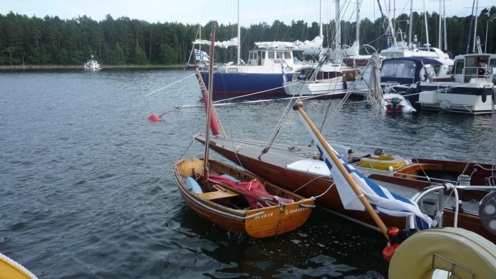 Архипелаг Турку лодка