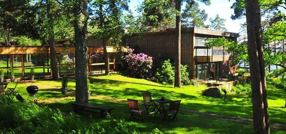 Отель Best Western Hotel Rantapuisto Хельсинки