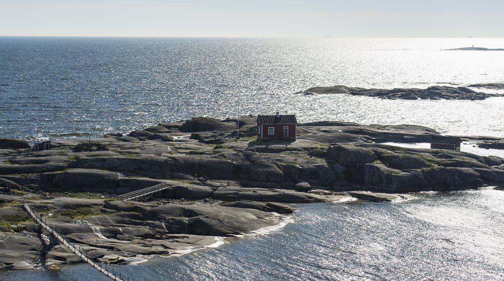 Острова архипелага Финляндии