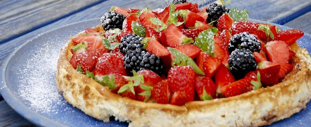 финские сладости и десерты