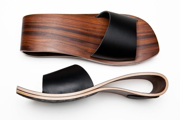 Деревянная обувь