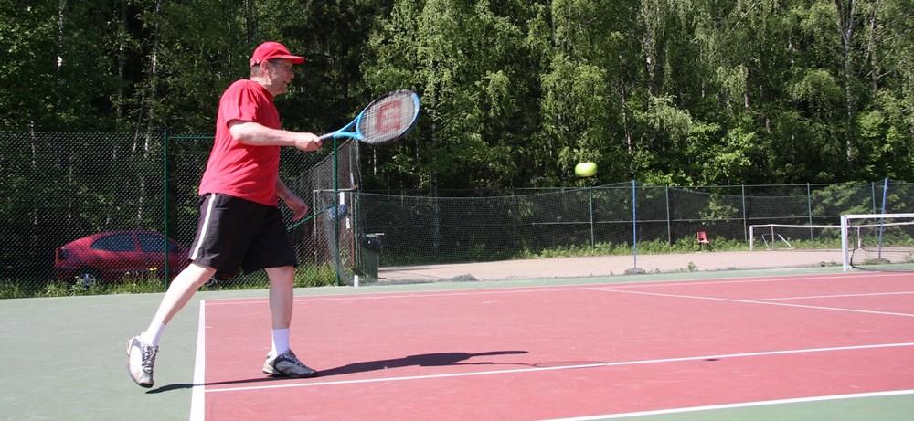 бесплатные теннисные корты Хельсинки
