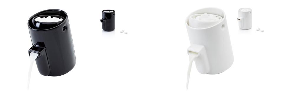 Tonfisk молочник и сахарница