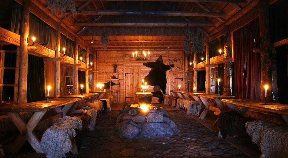 Деревня викингов Росала