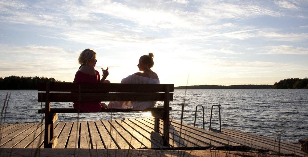 разговоры слова в финляндии